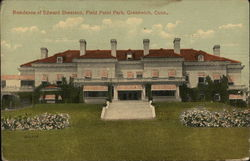 Residence of Edward Shearson, Field Point Park