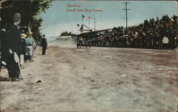 Speedway - Lowell Auto Race Course