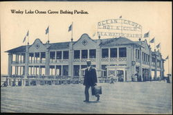 Wesley Lake Ocean Grove Bathing Pavilion