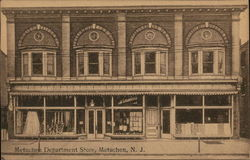 Metuchen Department Store