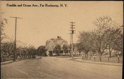 Franklin and Ocean Avenue
