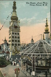 The Tower, Luna Park