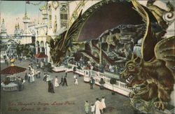 The Dragon's Gorge, Luna Park