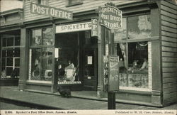 Spickett's Post Office Store
