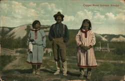 Copper River Indians Postcard