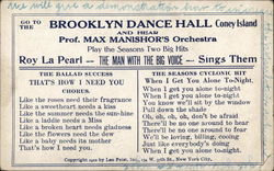 Brooklyn Dance Hall
