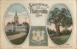 Souvenir of Hartford, Conn.