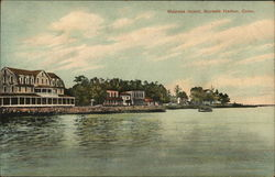 Mauresa Island, Norwalk Harbor