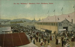 "On the ""Midway,"" Danbury Fair"