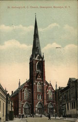 St. Anthony's R.C. Church, Greenpoint