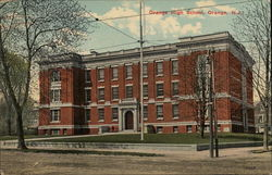 Orange High School