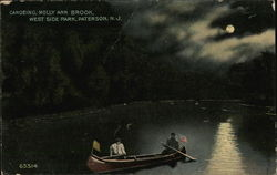 Canoeing, Molly Ann Brook, West Side Park