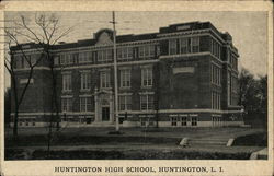 Huntington High School, Long Island