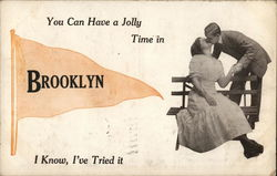 You Can Have a Jolly Time in Brooklyn