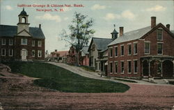 Sullivan Grange & Citizen Nat. Bank