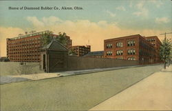 Home of Diamond Rubber Co.