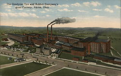 Goodyear Tire and Rubber Company Factory