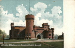 Armory and Gymnasium, Ohio State University