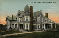 The William Christy Residence