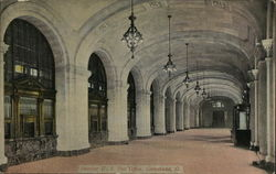 U.S. Post Office - Interior