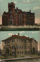 Jefferson School Building, High School