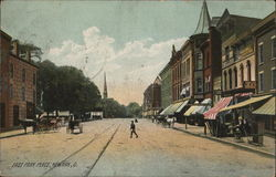 East Park Place Postcard