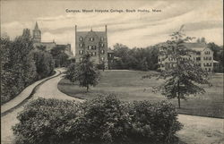 Campus, Mount Holyoke College
