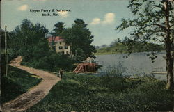 Upper Ferry & Narrows
