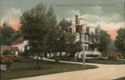 Residence of the Hon. Waldo Pettengill