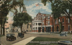 Hotel Rogers, Post Office and Town Hall