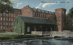 Hill Manufacturing Co.