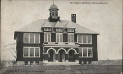 The Nasson Institute Postcard