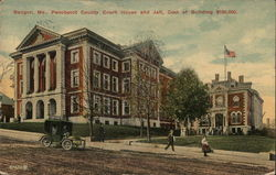 Penobscot County Court House and Jail