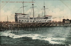 "The ""Cabrillo"" Ship Hotel"