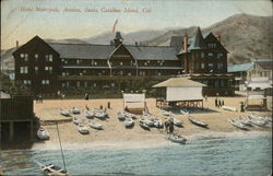 Hotel Metropole, Avalon