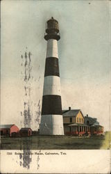 Bolivar Light House Postcard