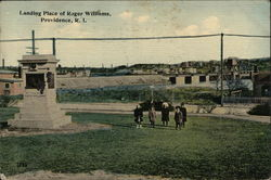 Landing Place of Roger Williams