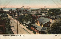 Panorama of Cape May