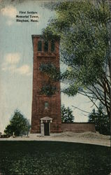 First Settlers Memorial Tower