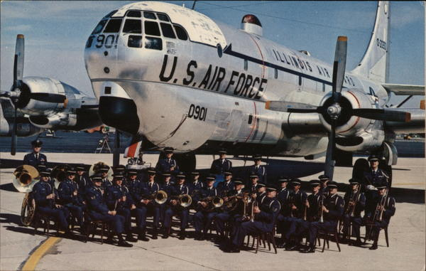 566th Luftwaffen Kapelle Illinois Air National Guard Band