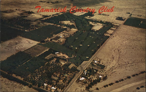 Tamarisk Country Club Palm Springs California