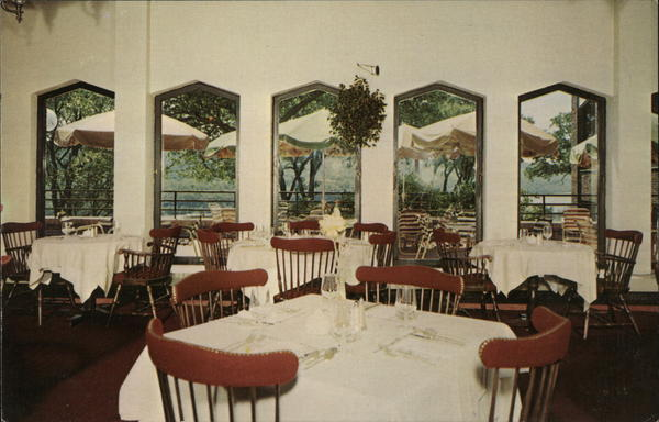 Hotel Thayer - Dining Rooms West Point New York