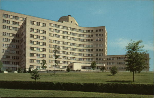 Veterans' Administration Hospital Little Rock Arkansas