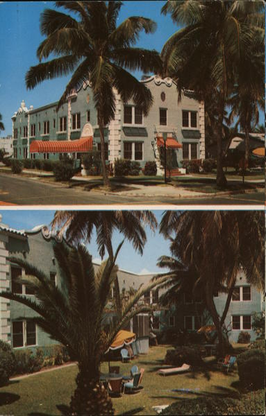 Trianon Hotel Hollywood Florida