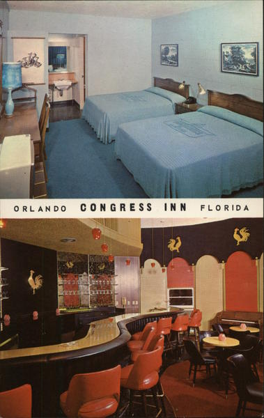 Congress Inn Orlando Florida