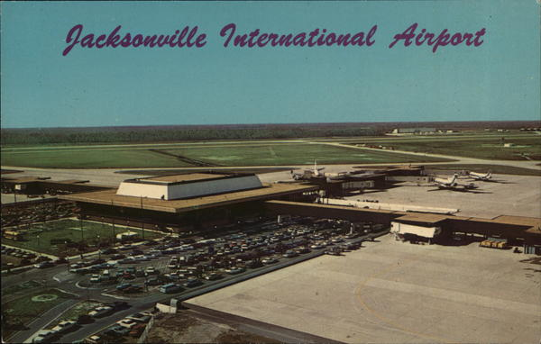 Jacksonville International Airport Florida Airports