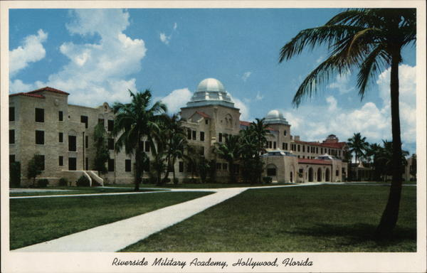 Riverside Military Academy Hollywood Florida
