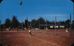 Tamiment Tennis Courts