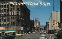 Howdy From Boise