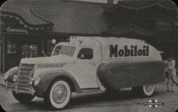 Model D-50 Mobiloil - International Harvester